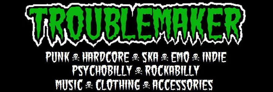 TROUBLEMAKER -Punk Rock Thrift Shop- eBay Store